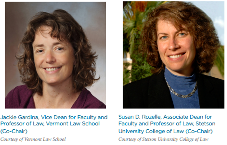 Chairs of the AALS Section on Associate Deans for Academic Affairs and Research