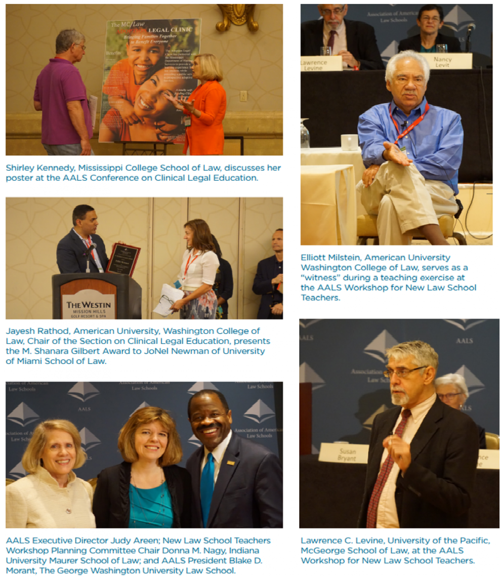 photos from AALS Spring Meetings page 1