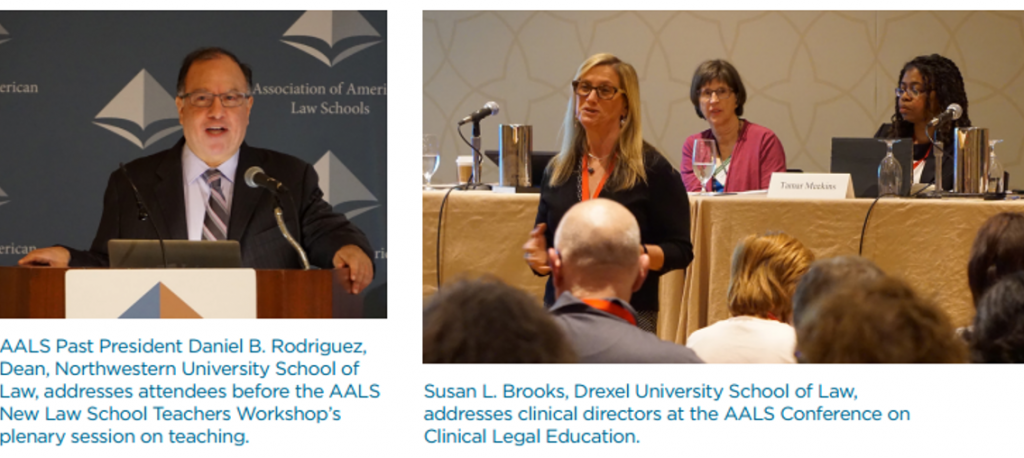 photos from AALS Spring Meetings page 2a