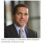 Matthew Charity, Western New England University School of Law (Executive Committee, Chair 2015-16) - Photo courtesy of Western New England University School of Law