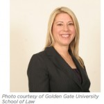 Laura A. Cisneros, Golden Gate University School of Law (Executive Committee, Chair 2015-16) - Photo courtesy of Golden Gate University School of Law