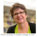 Rebecca E. Zietlow, University of Toledo College of Law (Chair-elect) - Photo courtesy of Toledo College of Law