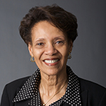 Portrait of Elizabeth H. Patterson, Associate Director
