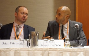 Hot Topic program on Fisher v. University of Texas at the 2016 AALS Annual Meeting with Brian Fitzpatrick, Vanderbilt University Law School and Devon Wayne Carbado, UCLA School of Law.