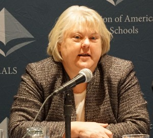AALS President Kellye Y. Testy, University of Washington School of Law