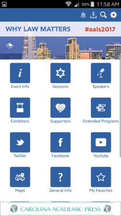 AALS Annual Meeting Mobile App