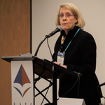 Judy Areen, Executive Director of AALS, at the 2017 AALS Annual Meeting