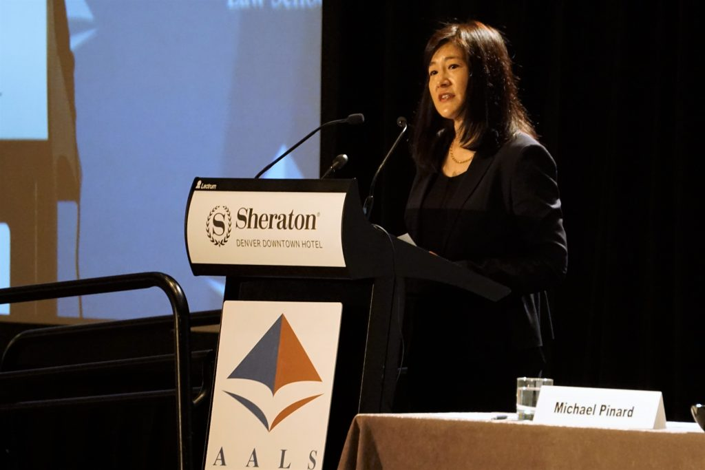 2017 AALS Clinical Conference Programming Committee Chair Carol Suzuki