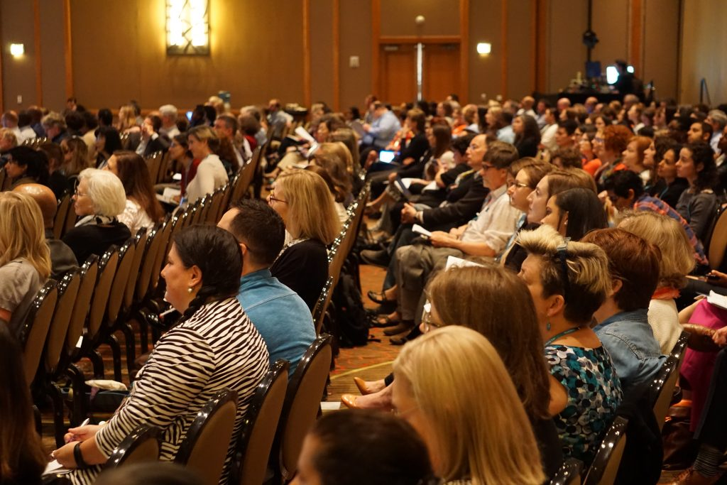 Attendees at the 2017 AALS Clinical Conference