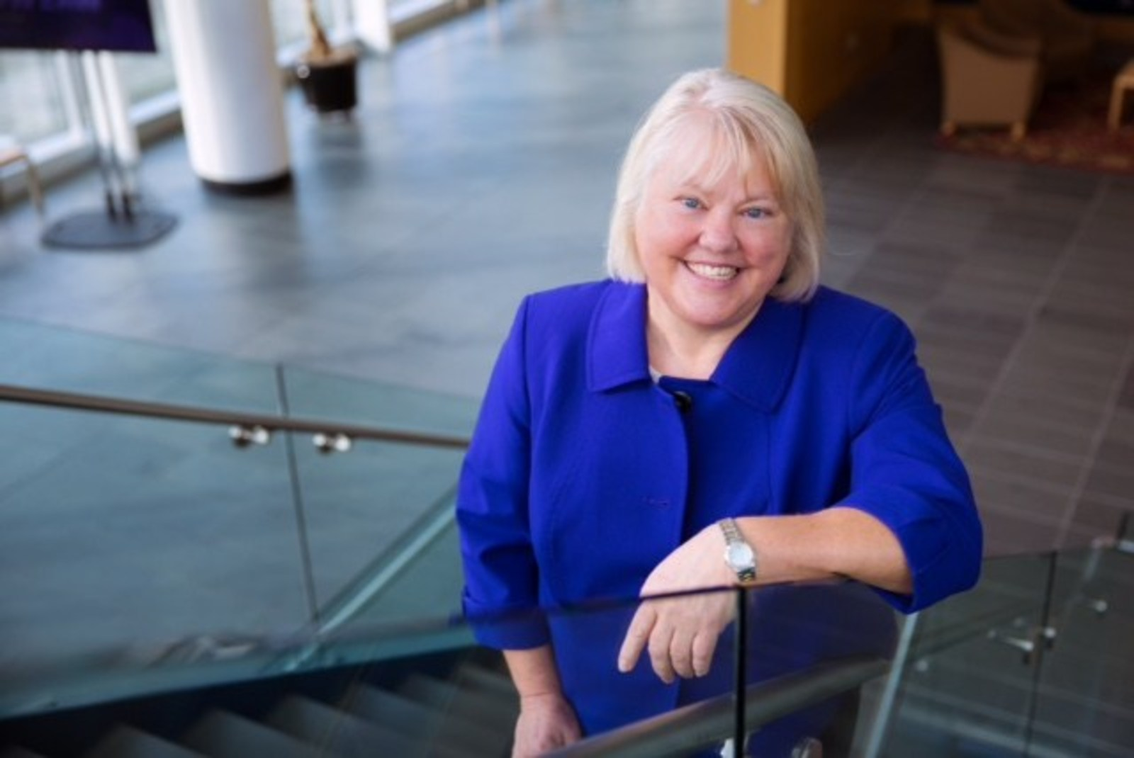 Kellye Y. Testy, President of the Law School Admission Council and AALS Immediate Past President