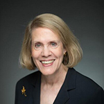 Portrait of Judith Areen, Executive Director & Chief Executive Officer
