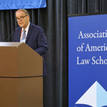 Paul Marcus, William & Mary Law School, at the 2018 AALS Annual Meeting