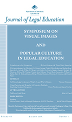 Cover of the Journal of Legal Education