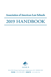 Cover of the 2018 AALS Handbook