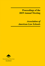 Cover of the Proceedings of the 2018 Annual Meeting
