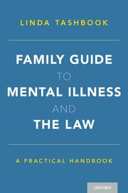 Book Cover-Family Guide to Mental Illness and the Law