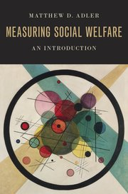 Book Cover-Measuring Social Welfare: An Introduction