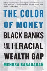 Book Cover-The Color of Money