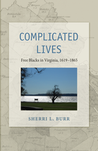 Book Cover-Complicated Lives