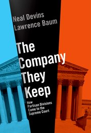 Book Cover-The Company They Keep