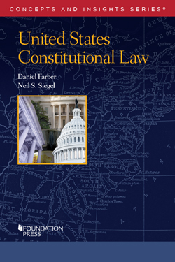 Book Cover-United States Constitutional Law