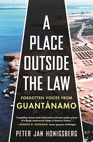 Book Cover-A Place Outside the Law