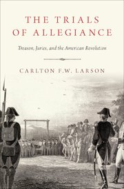Book Cover-The Trials of Allegiance