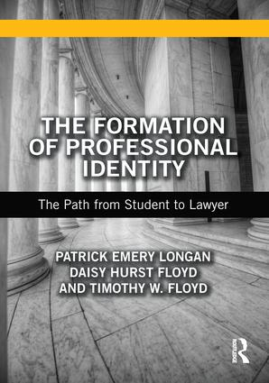 Book Cover-The Formation of Professional Identity: The Path from Student to Lawyer