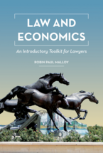 Book Cover-Law and Economics: An Introduction Toolkit for Lawyers