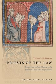 Book Cover-Priests of the Law