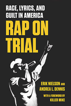 Book Cover-Rap on Trial