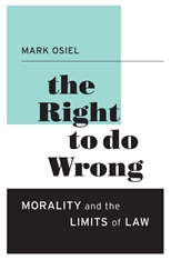 Book Cover-The Right to Do Wrong