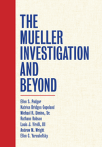 Book Cover-The Mueller Investigation and Beyond