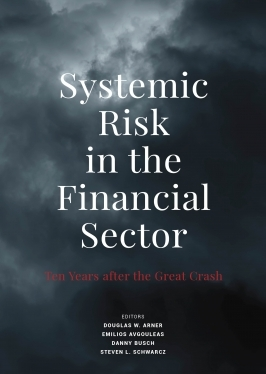 Book Cover-Systemic Risk in the Financial Sector: Ten Years After the Great Crash