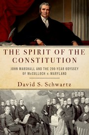 Book Cover-The Spirit of the Constitution