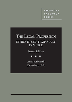 Book Cover-The Legal Profession