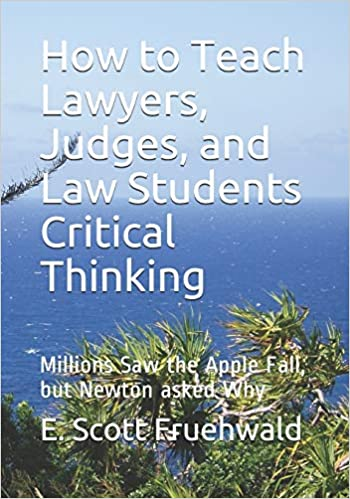 Book Cover-How to Teach Lawyers