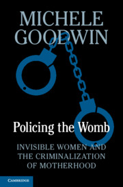 Book Cover-Policing the Womb