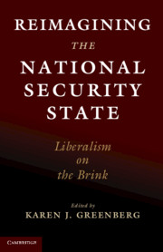 Book Cover-Reimagining the National Security State