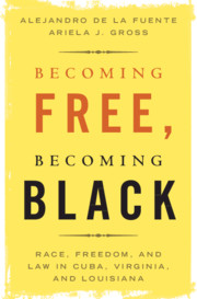 Book Cover-Becoming Free